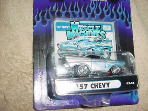 Muscle Machines ,  M2  Diecast  Models , ,    New  -