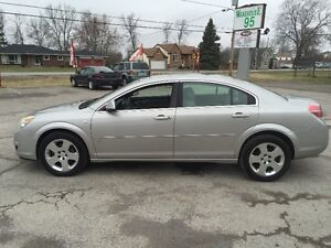 07 SATURN CERT TAXS WARRANTY ALL INCL IN PRICE 4294.00