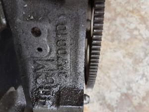 SBC 350 3970010 MOTOR