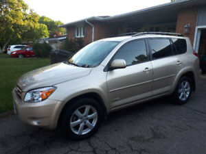 Perfect condition Rav4 Limited