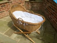 Bargain price Expensive Moses Basket