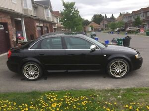 2005 Audi S4 Sedan **PRICED TO SELL NEED IT GONE THIS WEEK**