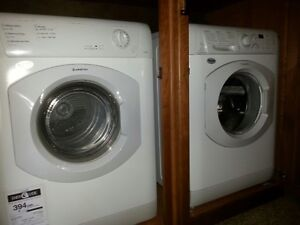 2014 Compact washer and dryer