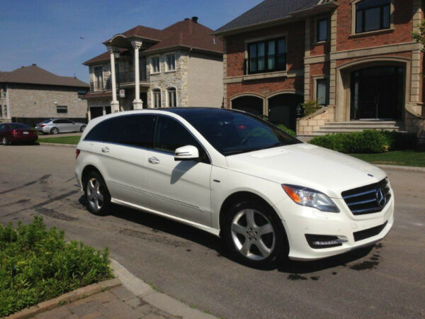 Mercedes benz r350 bluetec for sale canada for Mercedes benz r350 for sale