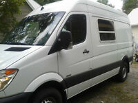 Mercedes Sprinter Diesel Camper Van Conversion
