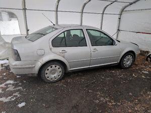 2001 Volkswagen Jetta GLS Berline on peut s'entendre sur le prix