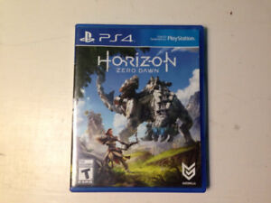 Brand New Horizon Zero Dawn PS4