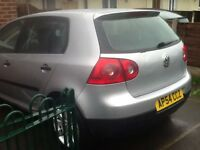 Golf SDI diesel drives well