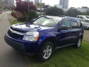 Well Maintained 2005 Chevy Equinox