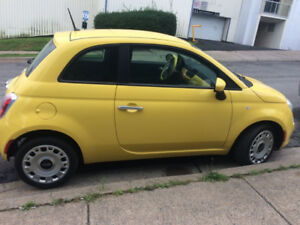 Fiat 500 2012 **New MVI*** plus winter and summer tires