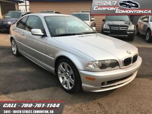 2002 BMW 3 Series 325CI MANUAL...RUNS GREAT ...INSPECTED  - Trad