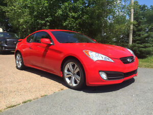 2011 Hyundai Genesis Coupe 2.0 T Coupe (2 door)