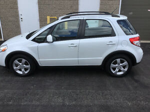 2011 Suzuki SX4 Hatchback with 67,178km