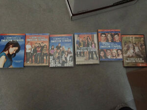 Secret life of the American Teenager DVDs