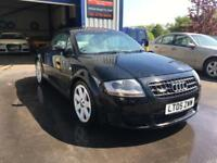 05 Audi TT Coupe 3.2 ( 250ps ) 4X4 DSG Quattro. Very nice car.