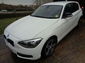 BMW 116 2.0TD (116 bhp) (s/s) Sports Hatch 2015MY d Sport