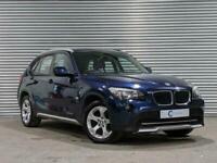 2010 BMW X1 2.0 20d SE Auto xDrive 5dr SUV Diesel Automatic