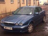 Jaguar x type 2.5 breaking