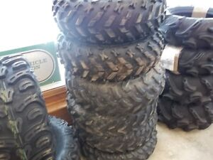 KNAPPS in PRESCOTT has Used 25x8x12 & 25x10x12 TIRES