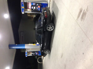 1988 Ford Mustang LX Notch back