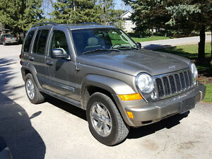 2006 Jeep Liberty LIMITED - Leather - 4X4 - Sunroof