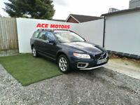 2010 60 VOLVO XC70 2.4 AWD 4X4 D5 SE LUX AUTO GEARTRONIC ESTATE,1 OWNER FROM NEW