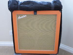 Avatar 4X12 Contemporary Guitar Cab