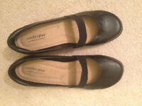Comfortable Women's Black Shoe