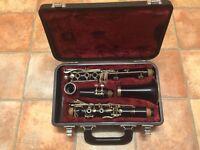 Clarinet Yamaha 26II