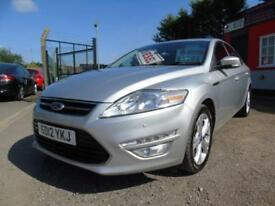 2012 Ford Mondeo 2.0 TDCi 140 Titanium 5dr,2 former keepers,2 keys,12 months ...