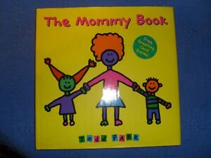 The Mommy Book by Todd Parr