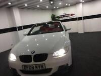 BMW 325 3.0TD auto 2008 DM Sport,FULL, SERVICE.HISTORY ,LOW MILEAGE CAT D