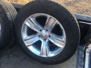 Dodge Rims and tires for sale
