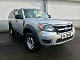 2010 Ford Ranger XL 2.5TDCi 4x4 *Full History - Only 44,000 Miles - Rear Canopy*