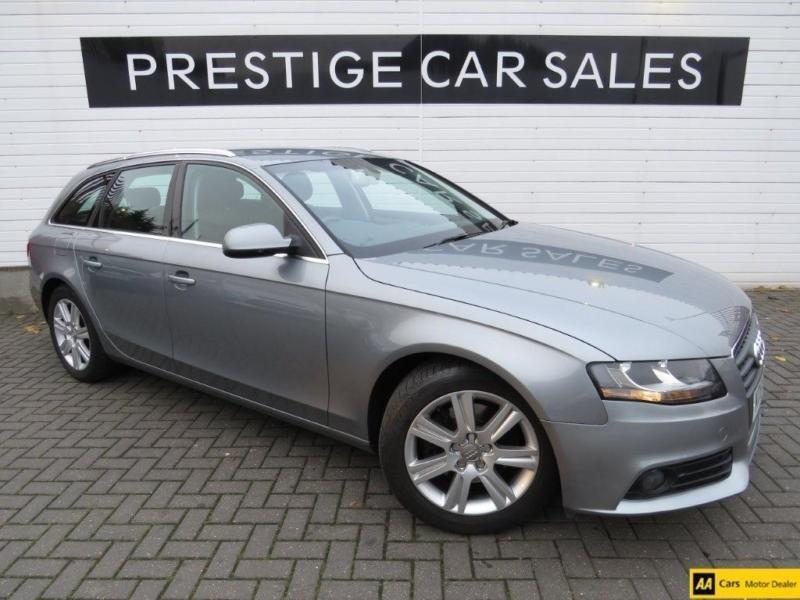 2011 audi a4 1.8 tfsi se 5dr petrol grey manual | in leicester
