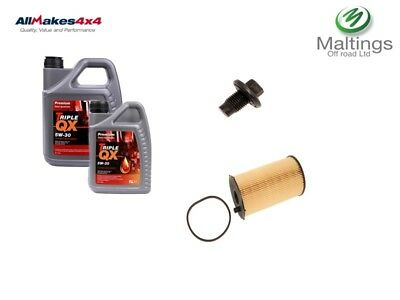 LANDROVER DISCOVERY 3 OIL AND FILTER KIT 2.7 TDV6 2004-2009 DISCOVERY 3 SERVICE