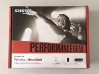 Shure Wireless Headset Mic