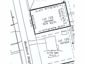 Lot with Ocean View Available in C.B.S. - 21 Rockland Heights