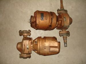 Armstrong Hot Water Circulator Water Pumps. Model H-41 AB