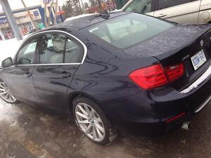 2014 BMW 3-Series 320i xDrive Sedan