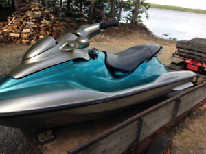 Parting out 1998 seadoo gsx limted