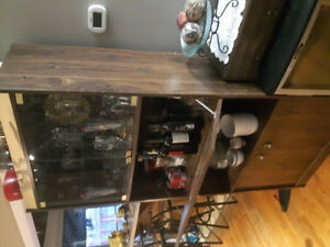Bar China cabinet /shelf