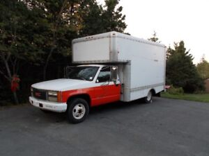 2003 GMG 3500 1 ton dually