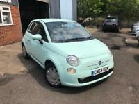 2014 Fiat 500 1.2 Pop Dualogic (s/s) 3dr