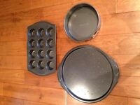 Baking Trays for sale - $10 for all 3 - Must pick up