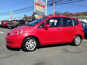 2007 Honda Fit DX Was $4,995 Plus Tax Now $4,995 Tax In!