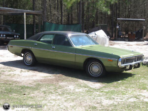 Want to purchase 71-78 Dodge or Plymouth B-body 2dr,4dr or wagon