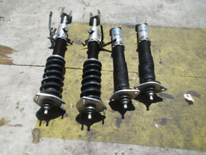 SECTION - SPEC RM/A8 COILOVERS 03-09 INFINITI Fairlady Z 350Z