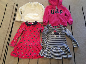 Girl clothes in size 4T