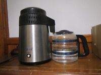 Countertop Water Distiller